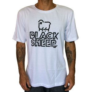 Camiseta Black Sheep Small Branca