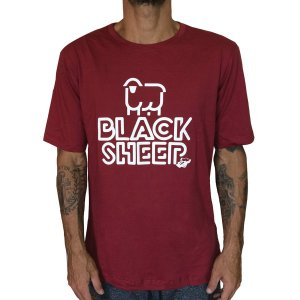 Camiseta Black Sheep Small Vermelha