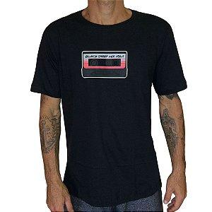 Camiseta Black Sheep Fita Preta