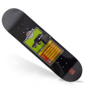Shape Kronik Skate Maple Super Kronik Wagner Ramos 8.0 (Grátis Lixa Importada)