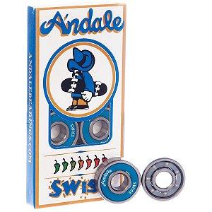 Rolamento Andalé Bearings SWISS(suiço)