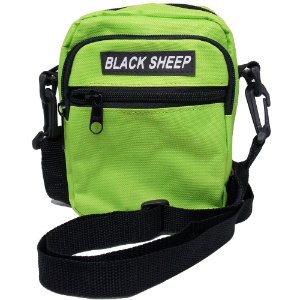 Shoulder Bag Black Sheep Amarela Fluor