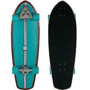 Skate Swingboard Simulador De Surf Belfix 32 Polegadas
