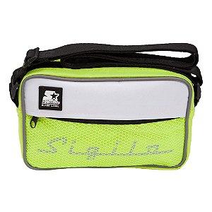 Shoulder Bag Sigilo x Starter Amarela Fluorecente