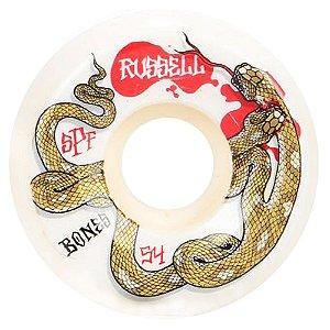 Roda Bones Original SPF Pro Russel Snake Bite 54mm 84B Branca