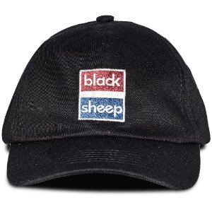 Boné Black Sheep Dad Hat Bandeira