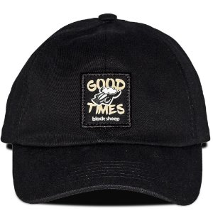 Boné Black Sheep Dad Hat Good Times