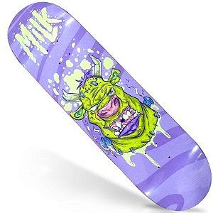 Shape Maple Milk Skate Importado 8.0 Frank (Grátis Lixa Importada)