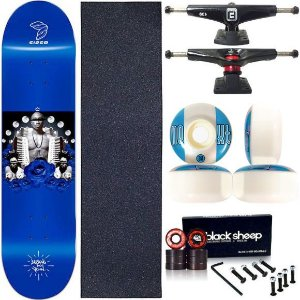 Skate Completo Profissional Maple Cisco Evolution 8.0 Next