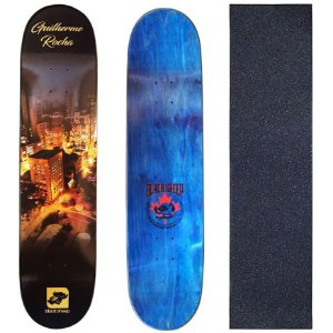 Shape Black Sheep Hard Maple Pro Model Guilherme Rocha 8.0 (Grátis Lixa Importada)