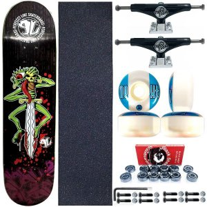 Skate Completo Shape Perfect Line 8.0 Monster + Truck ThisWhay