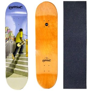 Shape Profissional Represent Skate Street 8.0 (Grátis Lixa)