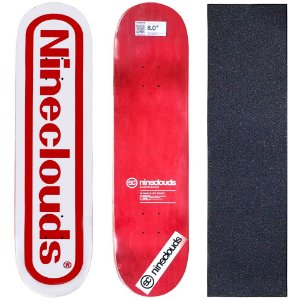 Shape Profissional Maple Skate Nineclouds 8.0 Game