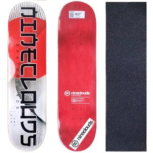 Shape Profissional Maple Skate Nineclouds 8.0 Ippon