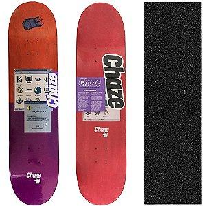 Shape Maple Chaze Skate Importado Tilt 8.125 (Grátis Lixa Importada)