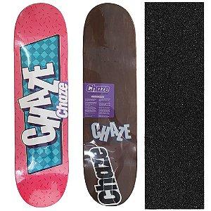 Shape Maple Chaze Skate Importado Flash 8.25 (Grátis Lixa Importada)