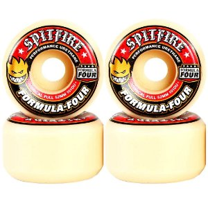 Rodas Spitfire 52 mm F4 Formula Four Conical Full 101a