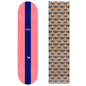 Shape Blaze Supply Stripe JP Villa Pink 8.10 (Grátis Lixa Importada)