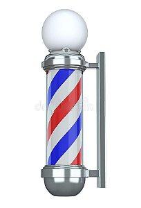 Barber Pole GIRA E ACENDE