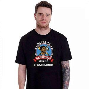 Camiseta BDB - Tamanhos M, GG e XGG