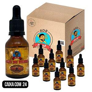CAIXA COM 24 - Óleo de Barba 30mL