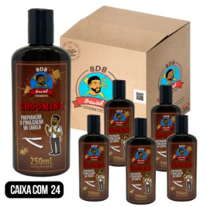 CAIXA COM 24 - Grooming 250mL