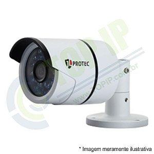 Câmera Infra Canhão 4 EM 1 JL PROTEC 3,6mm 4010 - AHD/HDCVI/HDTVI/ANALOGICA