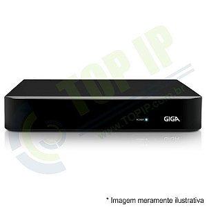 DVR Stand Alone 4 Canais Giga OPEN 5 em 1 (AHD, HDCVI, HDTVI e ANALÓGICO) GS04OPENHDI2