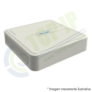 DVR Stand Alone 16 Canais HILOOK 1080p 5 em 1 (AHD, HDCVI, HDTVI, IP e ANALÓGICO)