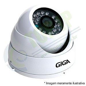 Câmera Infra Dome OPEN HD PLUS GIGA 3,2mm GS0011 4 EM 1