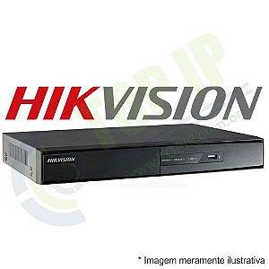 DVR Stand Alone 4 Canais HIKVISION 1080p 5 em 1(AHD, HDCVI, HDTVI, IP e ANALÓGICO)