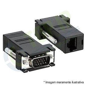 Adaptador VGA x RJ45