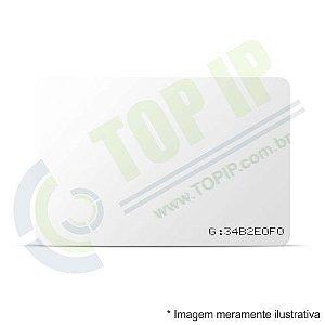 Cartão de Identificação GIGA Para Controle de Acesso