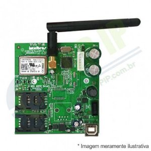 Módulo Ethernet/GPRS INTELBRAS XEG 4000 SMART