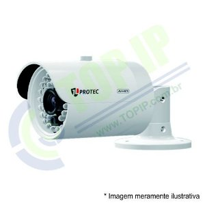 Câmera Infra Canhão 4 EM 1 JL PROTEC 2,8mm 3020 - AHD/HDCVI/HDTVI/ANALOGICA