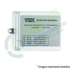 Receptor Programável 433MHz TRX-200 TEM