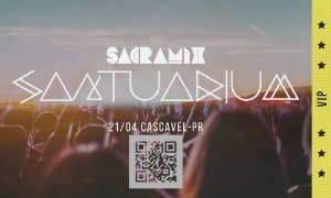 Ingresso Cascavel (VIP Camarote)