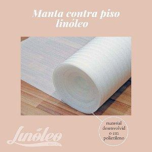 MANTA CONTRA PISO LINÓLEO (preço por metro linear)