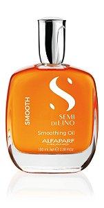 Alfaparf Semi di Lino Smooth Smoothing Oil - Óleo Disciplinante 100ml
