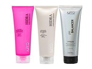 Kit K.Pro Hidra - Shampoo + Condicionador + PH Balancer