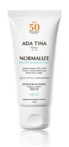 Ada Tina Normalize Pore Fps 50 - Protetor Solar 50ml