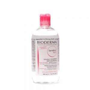Bioderma Sensibio H2O Solução Micelar - Demaquilante 500ml