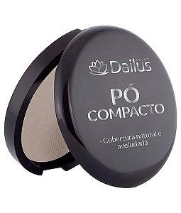 Dailus Color Pó Compacto 02 (Bege Claro)