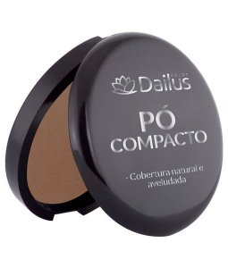 Dailus Color Pó Compacto 10 (Chocolate)
