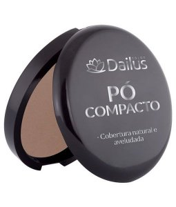 Dailus Color Pó Compacto 18 (Creme)