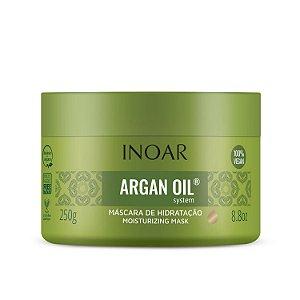 Inoar Argan Oil - Máscara Hidratante 250g