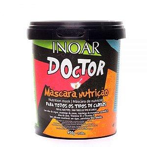 Inoar Doctor Máscara de Nutrição - Tratamento 450g