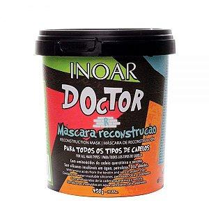 Inoar Doctor Máscara de Reconstrução - Tratamento 450g