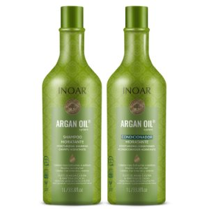 Inoar Kit Argan Oil - Shampoo e Condicionador 1000ml