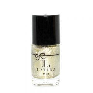 Latika Esmalte Champagne, Metalico 10ml